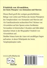 Friedrich von Alvensleben - Letzter Präzeptor von Alemanien und Slawien